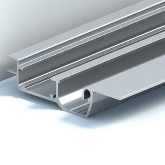 Aluminium allyoy of automobile skylight