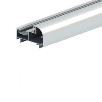 Aluminum extrusion profile for office partition