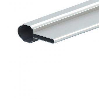 Clothes rail aluminum alloy profile